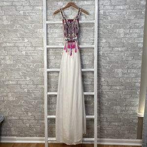 Mara Hoffman Mirror Embroidery Dress Size XS